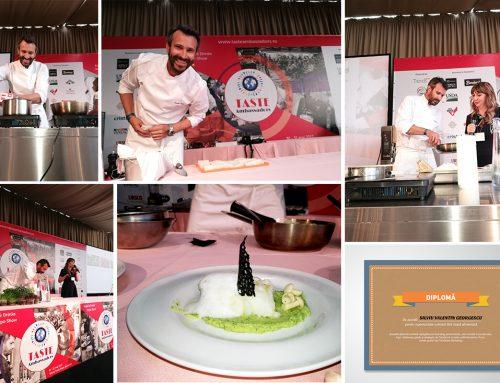 Taste Ambassadors 2017 – cand creativitatea si inspiratia isi dau mana, intr-un parteneriat al bunului gust